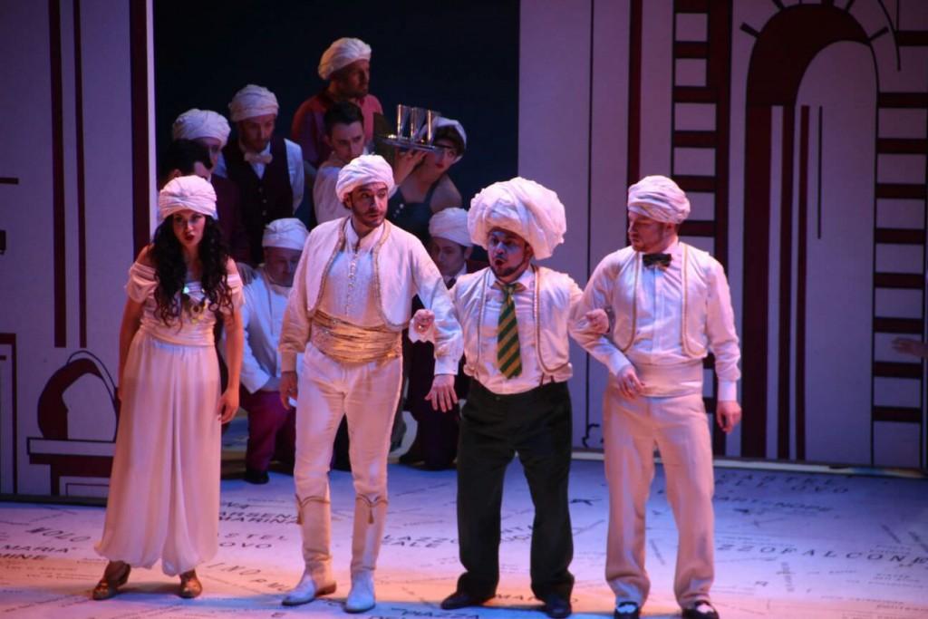 Turco in Italia- Zaida