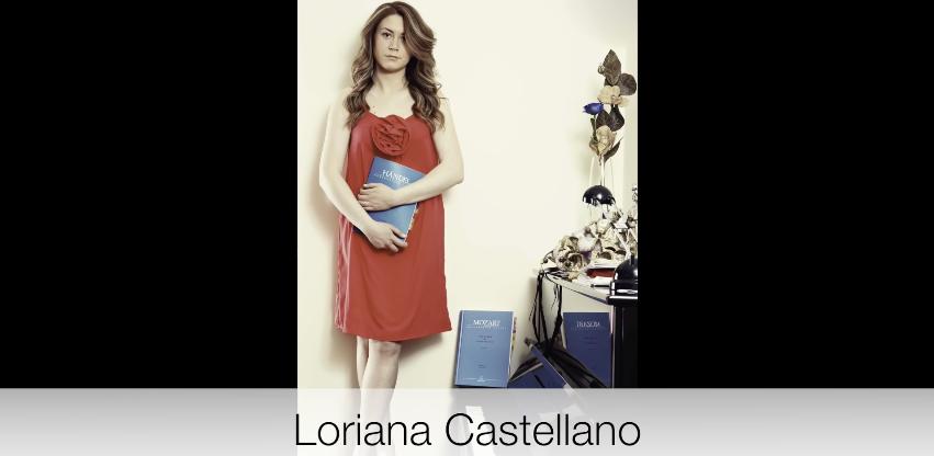"Loriana Castellano ""Cara Speme"" dal Giulio Cesare di Haendel"