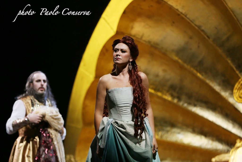 Orlando Furioso di Vivaldi-Bradamante- Teatro la Fenice&Festival della Valle d'Itria 2017
